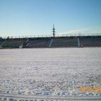 Стадион СК ТЕМП, Ревда