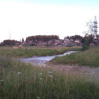 Реж. Река Бобровка., Реж