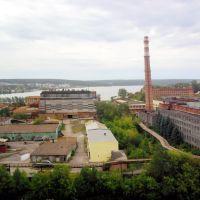 Реж. Никель-завод вид с церкви., Реж