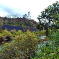 Реж. Церковь над Бобровкой., Реж