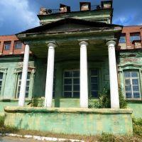 Реж. Дом где в 1906 Я.М.Свердлов провел митинг, и сюда добрался., Реж