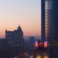 Christmas dawn!, Свердловск