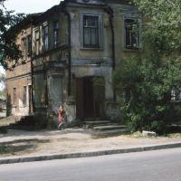 Свердловск, 1980. Дом на ул. 9-го Января, Свердловск