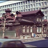 ул. Малышева, Свердловск. 1978, Свердловск