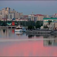 Сity after storm, Свердловск