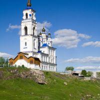 Храм имени Святых Петра и Павла, Североуральск