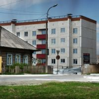 Last new building, Североуральск