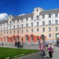 The World area (the central city square), Североуральск