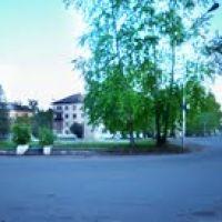 Автовокзал, Североуральск
