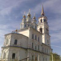 церковь Петра и Павла, Североуральск