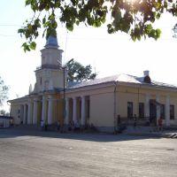 Railway station (19.08.2007), Североуральск