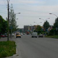 ул. Ленина, Серов