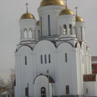 Serov church, Серов