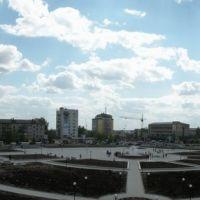 Преображенская площадь. 26/05/2009, Серов