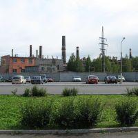 Металлургический завод, Серов