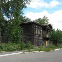 Улица Агломератчиков - бывшее Медучилище, Серов