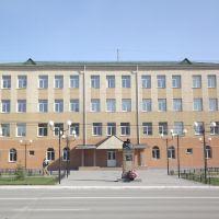 Школа № 20, Серов
