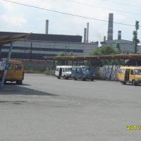 автовокзал, Серов