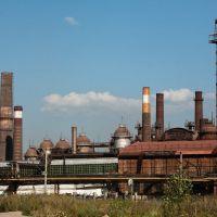Metal plant, Серов