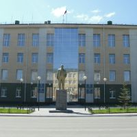 Здание администрации города Серова, Серов