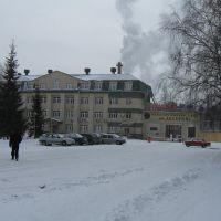 Металлургический завод, март 2008 г., Серов