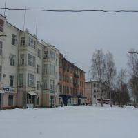 Площадь Металлургов, Серов