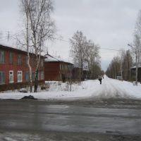 Улица Братская, март 2008 г., Серов