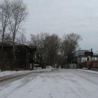 Улица Агломератчиков, Серов