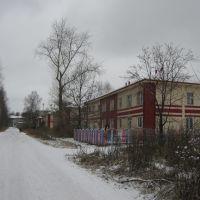 Улица Братская, ноябрь 2013 г., Серов