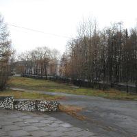 Улица Октябрьской революции, Серов