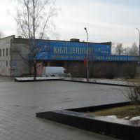 Кинотеатр Юбилейный, Серов