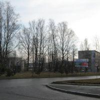 Улица Льва Толстого, гостиница, Серов