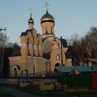 "Церковь ""Николая Чудотворца"". Среднеуральск. май 2014 года., Среднеуральск"