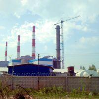 Среднеуральск. Строительство 4-го энергоблока., Среднеуральск