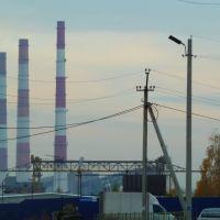Среднеуральск. СУГРЭС., Среднеуральск