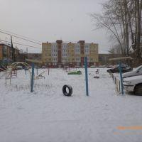 Новостройка, Среднеуральск