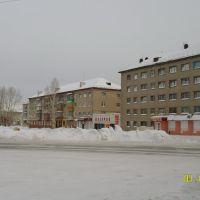 ул.Пушкинская, Сухой Лог