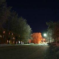 ночной город, Сухой Лог