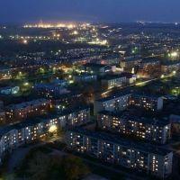 огни ночного города, Сухой Лог
