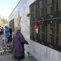 Мемориал Воину, Сысерть