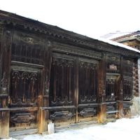 Старые дома Сысерти, Сысерть