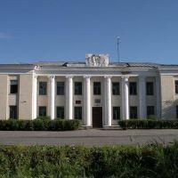 Администрация города, Талица