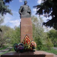 Кузнецов Н.И. Герой Советского Союза, Талица