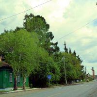 Талица. ул.Луначарского., Талица