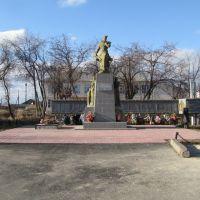 Мемориал погибшим в Великой Отечественной Войне, Тугулым