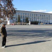 Здание администрации посёлка, Тугулым