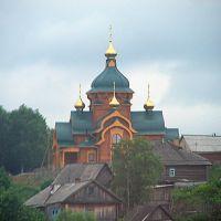 В Туринске. 2006 г, Туринск