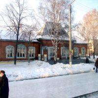 Туринск. Вокзал, февраль 2006 г, Туринск