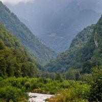 Cool view )), Алагир