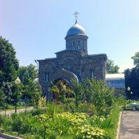 Свято-Вознесенский собор г. Алагир, Алагир
